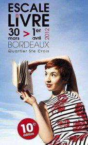 Ateliers linogravure Escale du Livre 2012 à Bordeaux