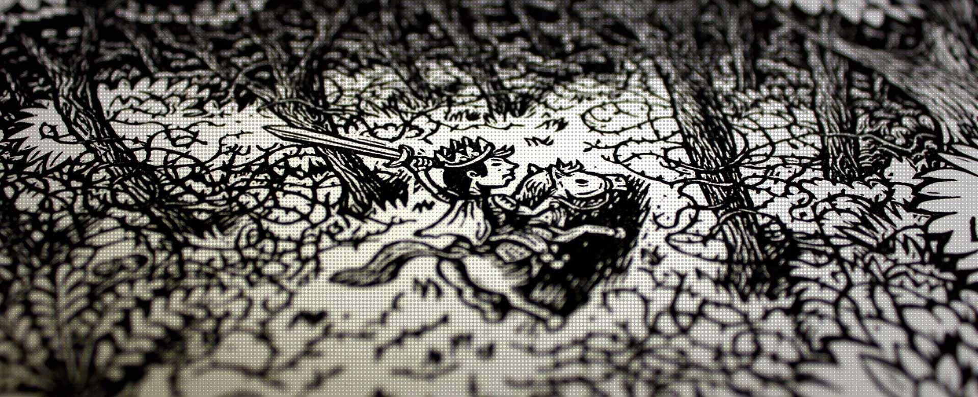 Linogravures noir/blanc gravées et imprimées à la main en éditions limitées Illustrations en linogravure en noir et blanc Spig Linocutfactory : illustration en linogravure, création graphique et ateliers mobile de linogravure