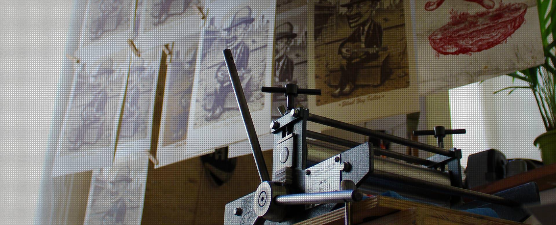 Spig Linocutfactory - Création graphique illustration - www.spig.fr