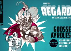 Atelier linogravure Regard'9 Bordeaux 2017 Spig Linocutfactory Stephane GETAS