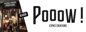 POOOW ! ESPACE créateurs à Bordeaux Linocutfactory
